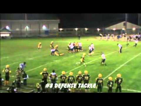 Trent Green 2013 Football Clips