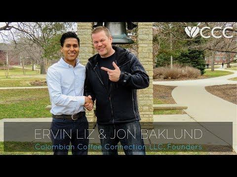 Documental: los inicios de Ervin y de la Colombian Coffee Connection LLC.