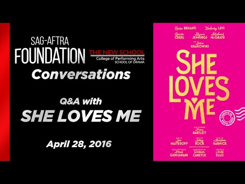 Conversations with SHE LOVES ME
