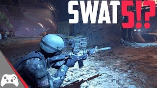 New Promising Tactical Shooter? | Swat 5! | Ground Branch First Impressions