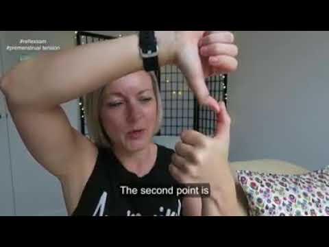 Hand Reflexology for Female Hormones