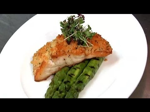 Recipe for Grouper Parmesan : Entree Recipes