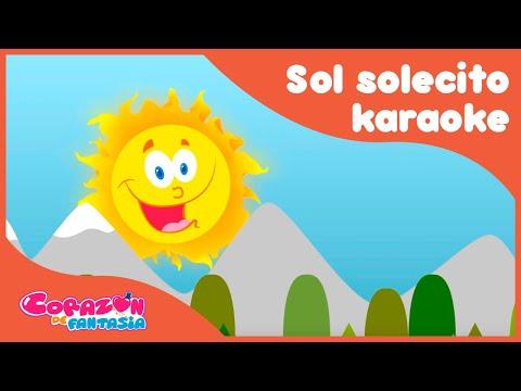 Sol Solecito karaoke