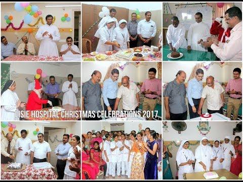 Lisie Hospital Ernakulam #Christmas Celebrations 2017 #Highlights #Video