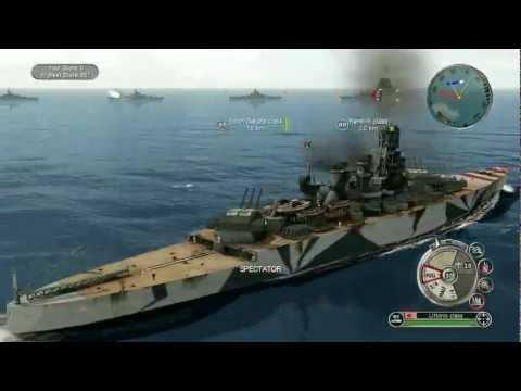 Battlestations Pacific new battleships