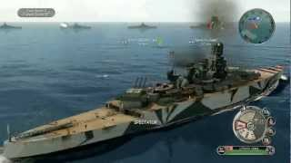 Battlestations Pacific new battleships