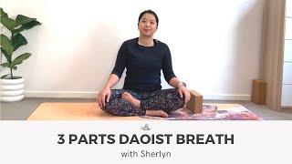 3 Parts Daoist Breath