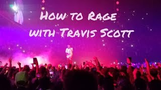 How To Rage With Travis Scott  |  ASTROWORLD VLOG