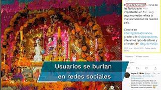 La dependencia encabezada por Alejandra Frausto resaltó la importancia de la festividad que se realiza el 1 y 2 de noviembre