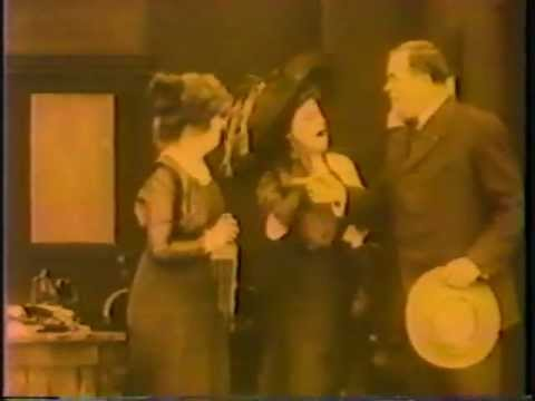 MABEL'S STRATEGEM (1912) -- Mabel Normand, Fred Mace, Alice Davenport