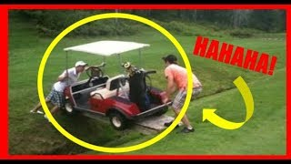 CRAZY Golf Moments (Part 5)