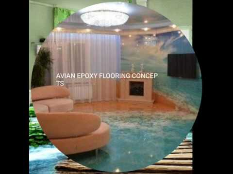 AVIAN EPOXY FLOORING CONCEPTS .  WA 91 8097539318