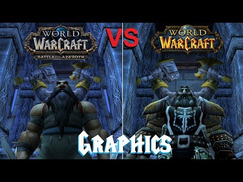 Classic WoW with updated graphics? Hell no! : WoW_Classic