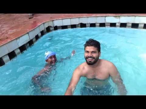 Swimming @ Country Club, Bangalore