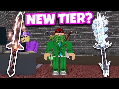 NEW GODLY TIER?! (Roblox Assassin Update)