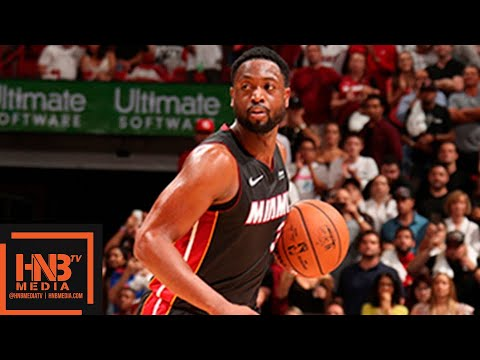 Miami Heat vs Charlotte Hornets Full Game Highlights | 10.20.2018, NBA Season