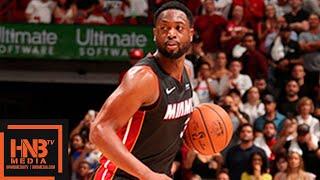 Miami Heat vs Charlotte Hornets Full Game Highlights | 10.20.2018, NBA Season