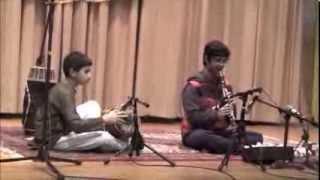 Devaadhi Deva Sadashiva - Pranav Kartik Clarinet