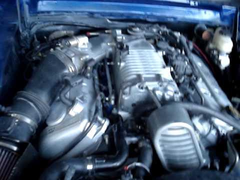 Terminator Mustang Motor