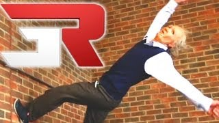 90 Year Old Free Runner Does Parkour Stunts! 3Run Episode 3 of 6