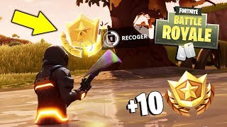 Get the MOST EASY CHALLENGE OF FORTNITE + A SPECIAL PARTY at Fortnite Battle Royale