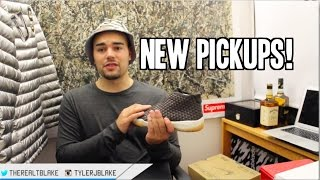 Sneaker and Clothing Pickups: Overpriced Jordan Futures?