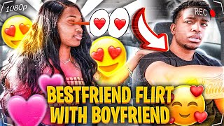 Having My Bestfriend FLIRT With My Boyfriend.. *LOYALTY TEST*