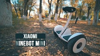 Гироскутер Xiaomi Ninebot Mini  Распаковка и первые покатушки (Mobitron kz)