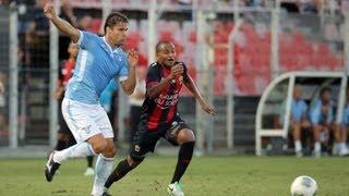 Résumé et réactions Nice - Lazio