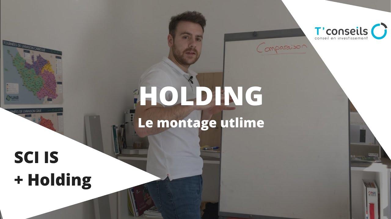 Download Pourquoi créer une Holding et des SCI IS ?