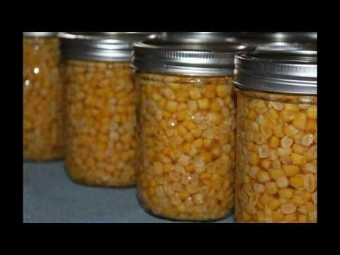 Консервированная кукуруза за 30 мин. вкусно и без консервантов
