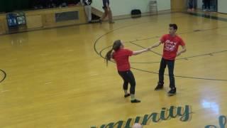 Junior Couples Dance 2017