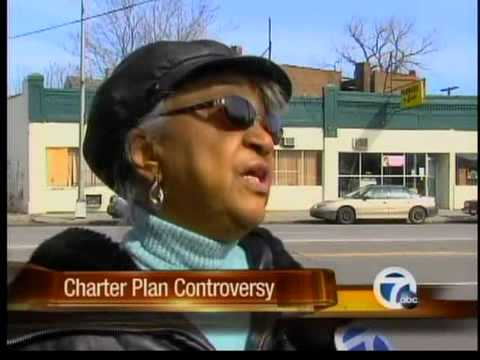 Charter plan controversy