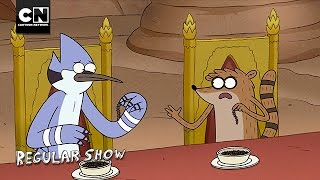 Regular Show | Dinner Party | Cartoon Network