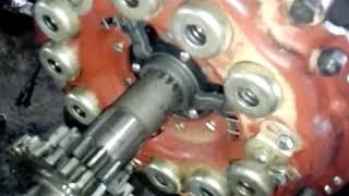 Как правильно ставить сцепление и корзину на мтз 80-82