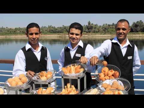 Official - Promo Farah Nile Cruise