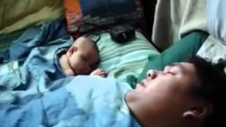 bayi kaget