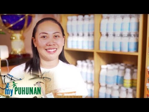 """Jeanbee Malinao, shares the """"hugot lines"""" that she uses for her business 