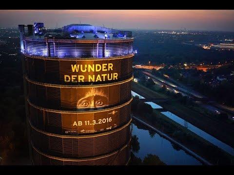 Oberhausen Drohnenflug Imagefilm