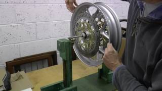 How To Balance A Motorcycle Wheel Yourself