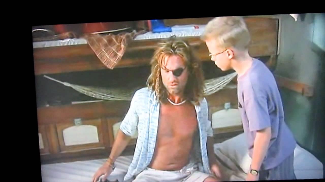 captain nude shower ron scene Movie