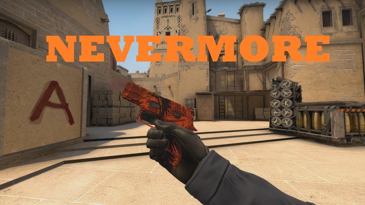 CS:GO - P250   Nevermore Gameplay