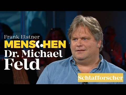 Was hilft gegen das Schnarchen?  - Dr. Michael Feld | Frank Elstner Menschen