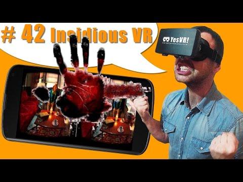 #42 Слабонервным не смотреть! Страшилка, ужастик, ужасы, обзор страшной VR игры
