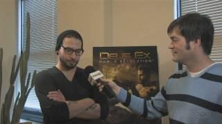 GDC 2010: Deux Ex: Human Revolution Art Interview