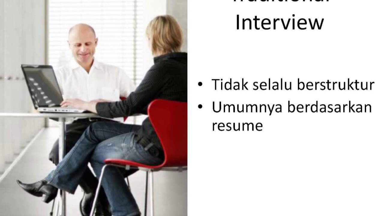 behavioral event interview behavioral event interview