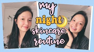 ✨DƯỠNG DA BAN ĐÊM CÙNG TUI 💆🏻 My Night Skincare Routine 😍| Diane Le