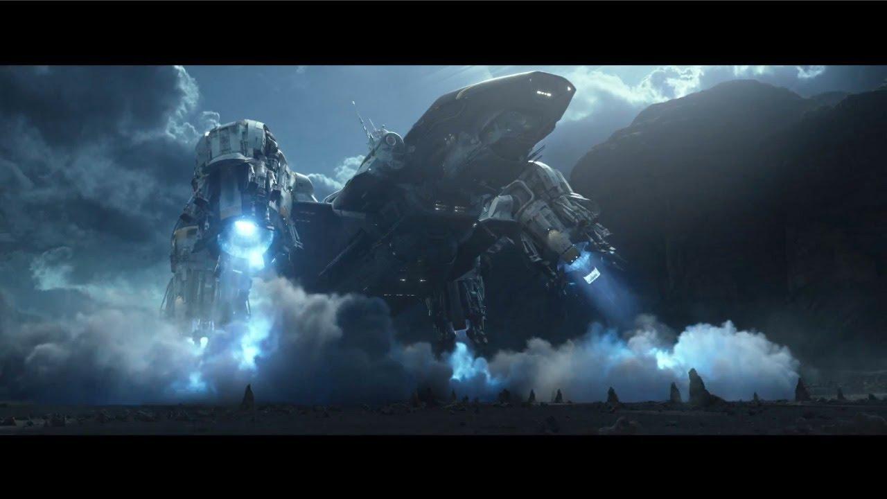 Prometheus 3d Trailer 2 Us 2012 Hd Official Alien Prequel Michael Fassbender Ridley Scott