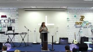 Ольга Деремова «Как понять, что ты живешь с Духом Святым?» , церковь