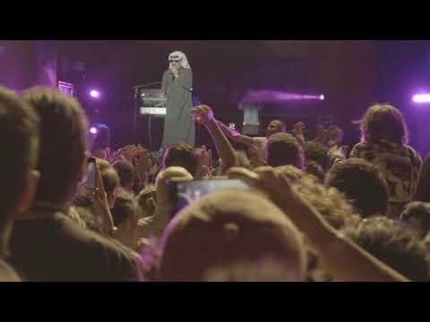 Omar Souleyman en Vivo Festival Womad 2018 - Santiago de  Chile